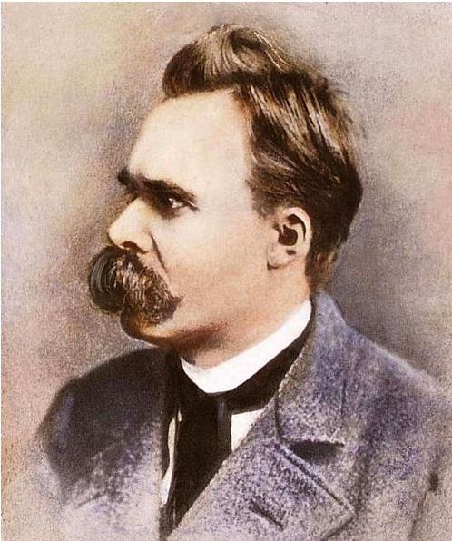 Friedrich Wilhelm Nietzsche 1844-1900