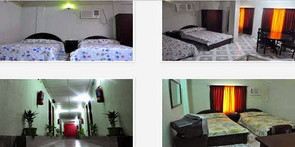 Room Tariffs of Embassy Inn Hotel in Dhanmondi-Dhaka
