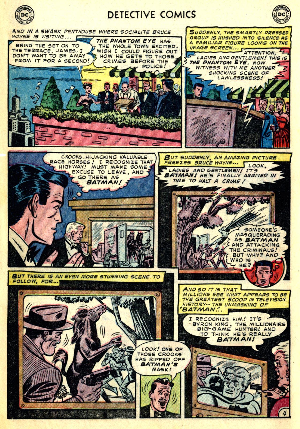 Detective Comics (1937) 192 Page 5