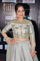 Gouri Munjal in a Tight Pista Coloured Ghagra Choli at IIFA Utsavam Awards 009.JPG