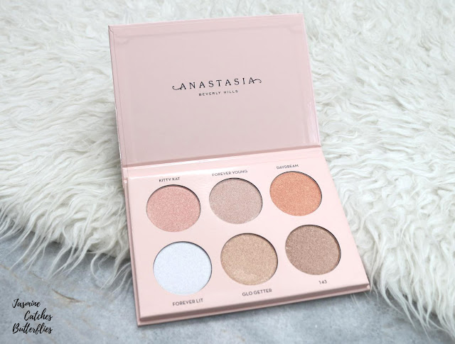 Nicole and Anastasia Palette