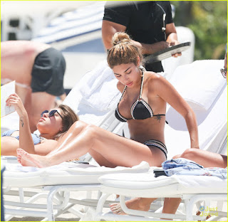 , Chantel Jeffries Hits The Beach In Miami After 'Ballers' Season 2 Premiere, Latest Nigeria News, Daily Devotionals & Celebrity Gossips - Chidispalace