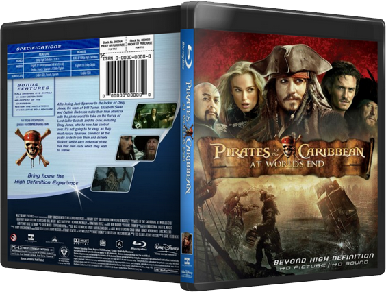 Download Pirates of the Caribbean 3: At World's End (2007 ...