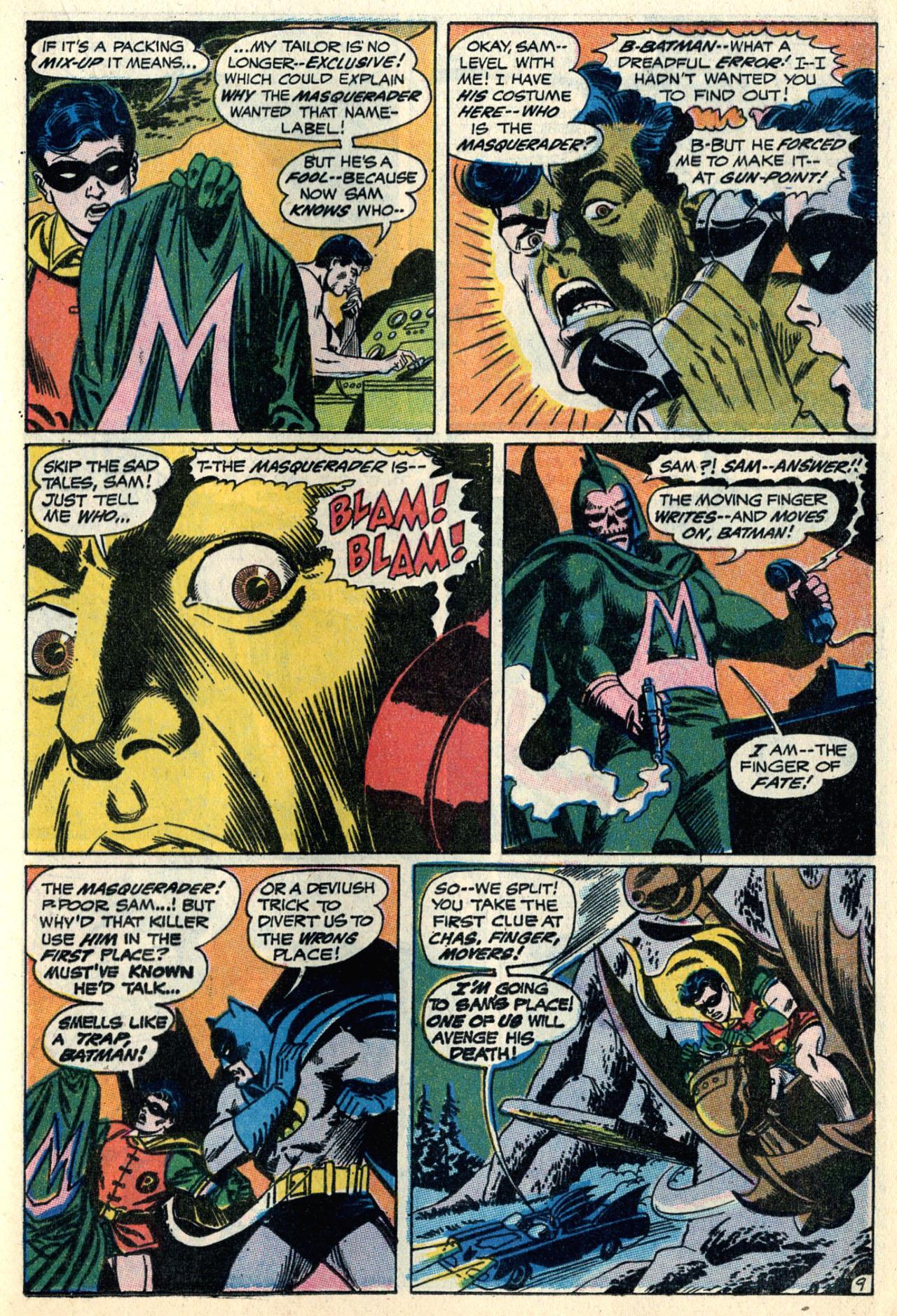 Detective Comics (1937) 390 Page 12