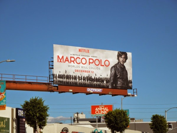 Marco Polo season 1 billboard