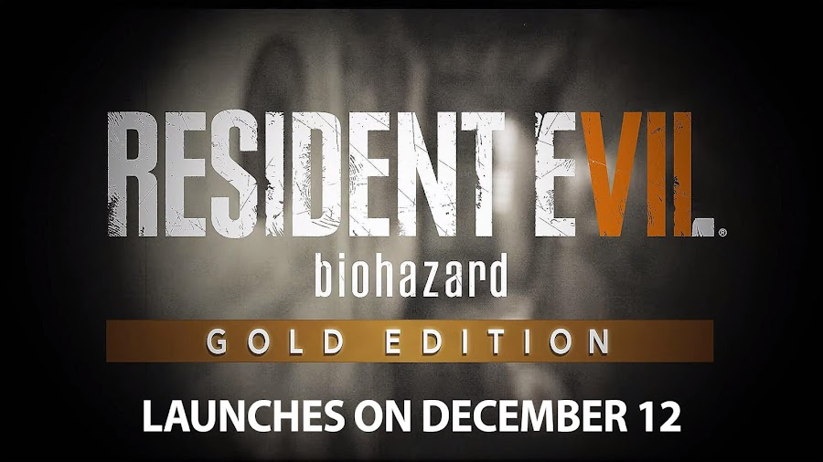 resident evil 7 gold edition release date