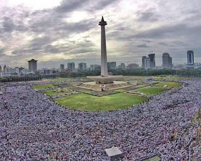Aksi damai Bela Islam jilid III