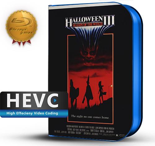 Halloween III: Season of the Witch (1983) 1080P HEVC-8Bits BDRip Ingles(Subt.Esp)(Terror)