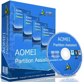 AOMEI Partition Assistant Technician Edition Portable