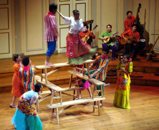 Culture Of The Philippines Sayaw Sa Banko