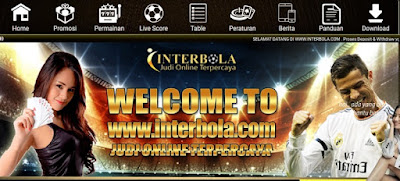 Agen Judi Bola Terpercaya Interagen.com
