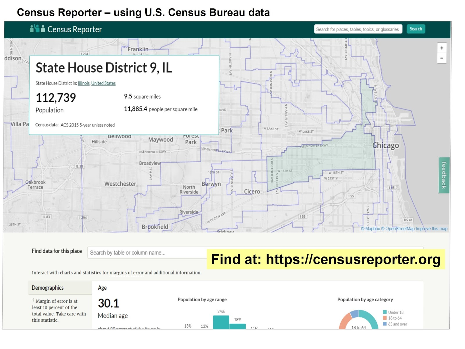 mapping for justice u s census bureau learn to use its data. Black Bedroom Furniture Sets. Home Design Ideas
