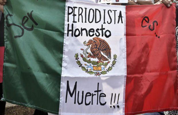 México: Amenazas contra periodistas a la orden del día