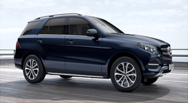 Mercedes GLE 400 4MATIC Exclusive 2019