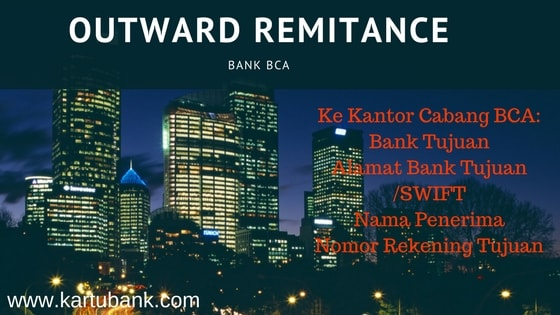 Transfer dollar dari bank bca