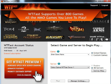 Cara setting Garena PointBlank (Garena, Singapore Server