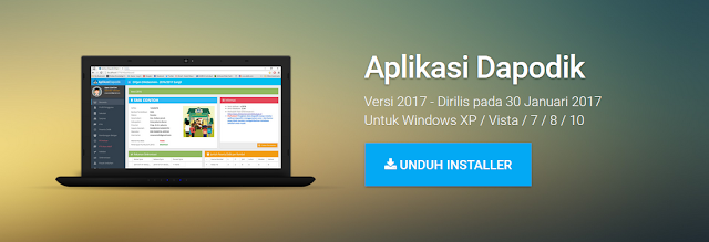 Download Now Aplikasi Dapodik Versi Terbaru Tahun 2017
