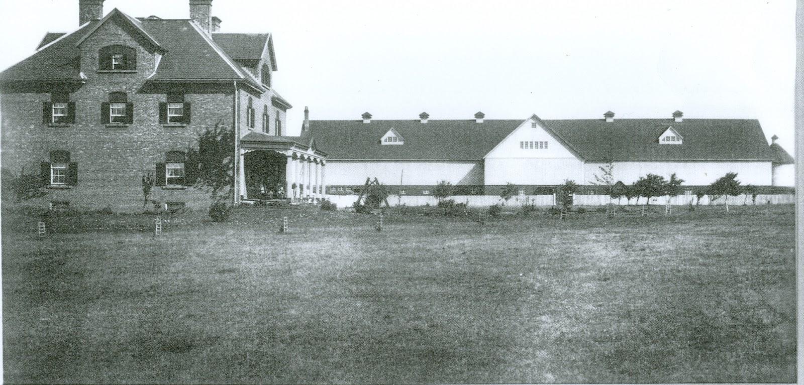 P E I Heritage Buildings Save Glenaladale Estate 1883 1884