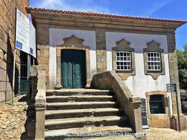 Casa Correia de Azevedo Castelo de Pinhel