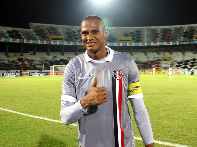 b41e0adab3 O Santa Cruz anunciou a renovação de contrato com o goleiro Tiago Cardoso