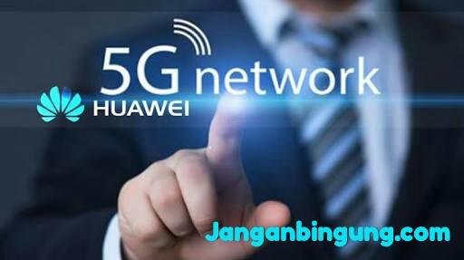 Huawei Akan Rilis Smartphone 5G Tahun Depan?