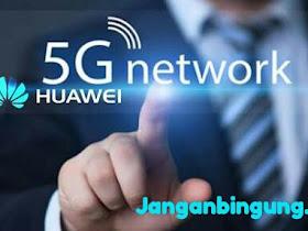 Huawei Akan Rilis Smartphone 5G Tahun Depan? - Responsive Blogger Template