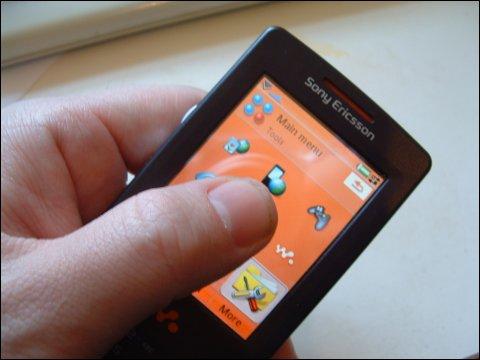 Sony Ericsson W950i_5