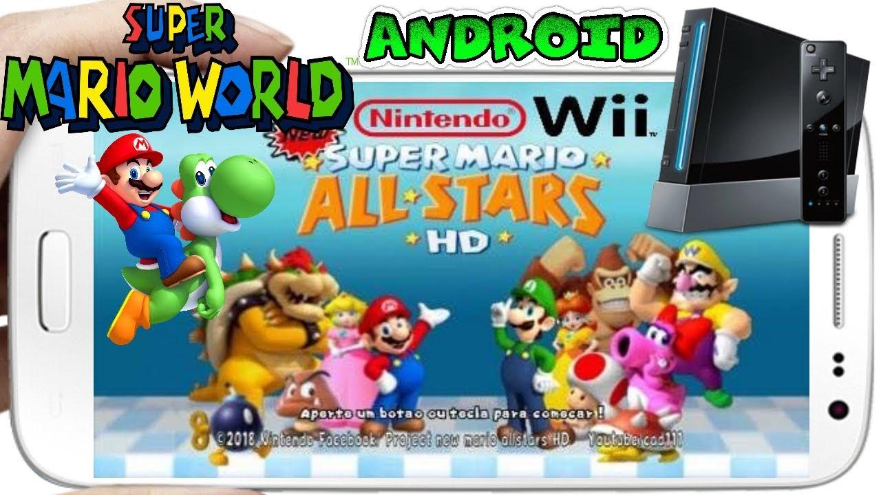 New Super Mario Allstars HD - Inmortal games