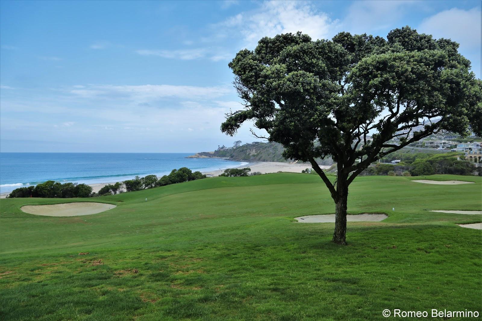 Monarch Beach Golf Links Hole 3 St Regis Dana Point