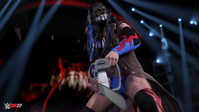WWE 2K17 (2016) XBOX 360 Español