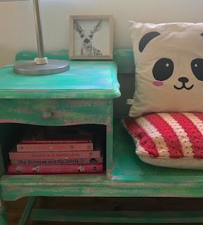 Antes y después de un mueble. www.soyunmix.com