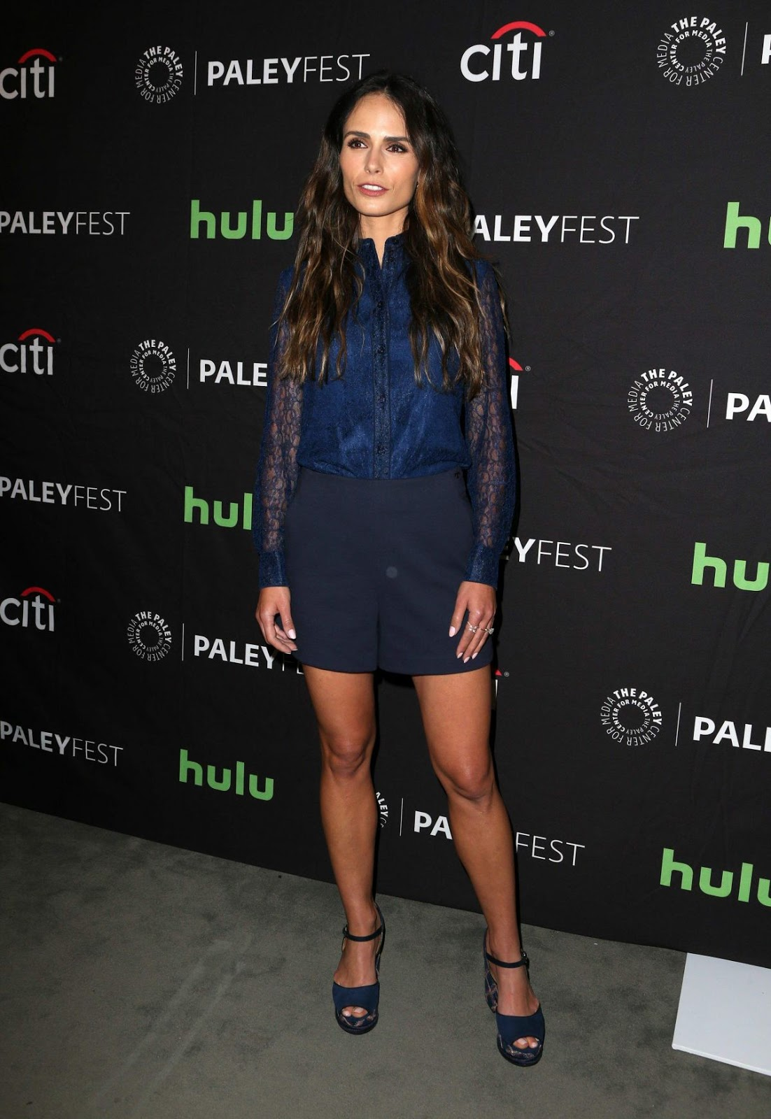 'Fast and Furious 8' actress Jordana Brewster At Paleyfest 2016 Fall Tv Preview In Beverly Hills
