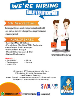 PT. ASTRA CREDIT COMPANIES (ACC)