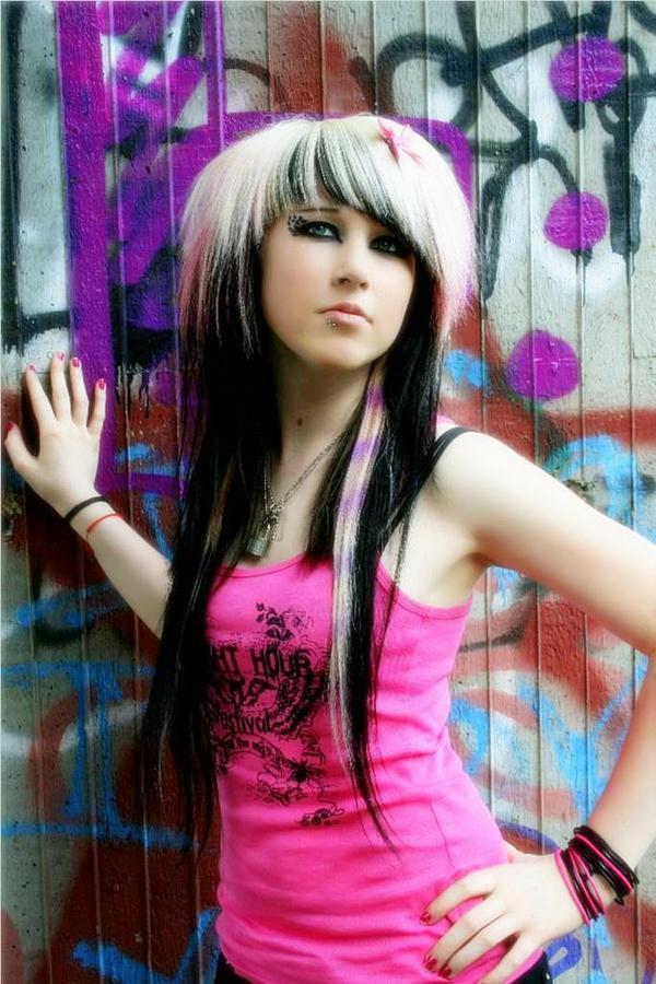 Cute Stylish Girl Wallpaper Hd Stylish Zone Beautiful Emo Girls