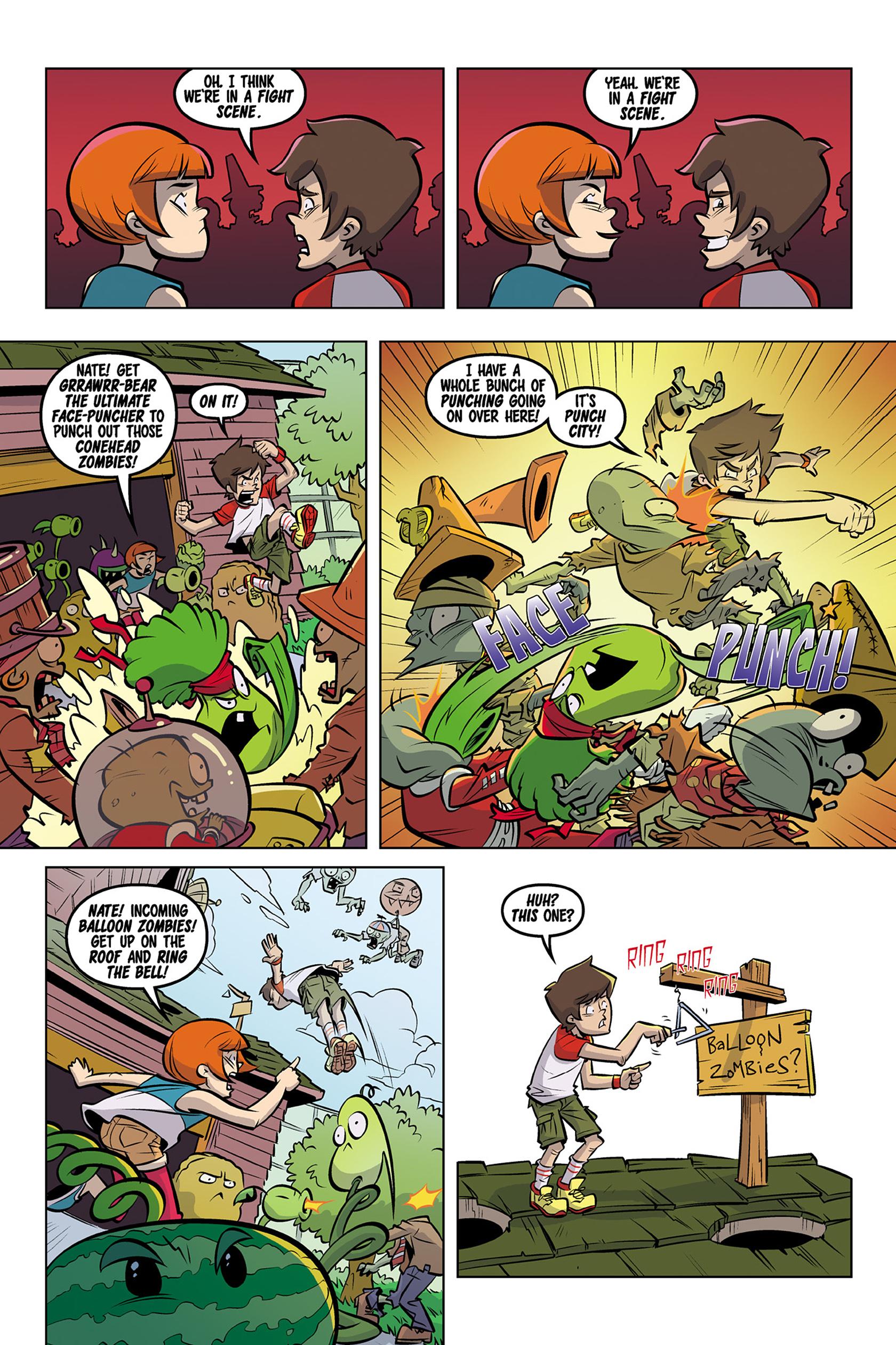 Plants Vs Zombies - Read Free Comics Online Plants Vs -3326
