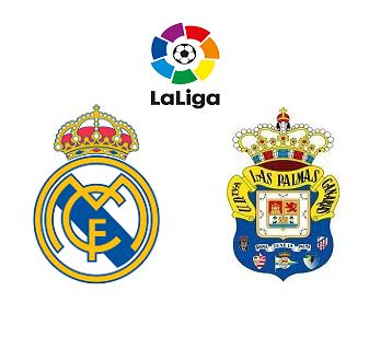 Real Madrid vs Las Palmas match highlights