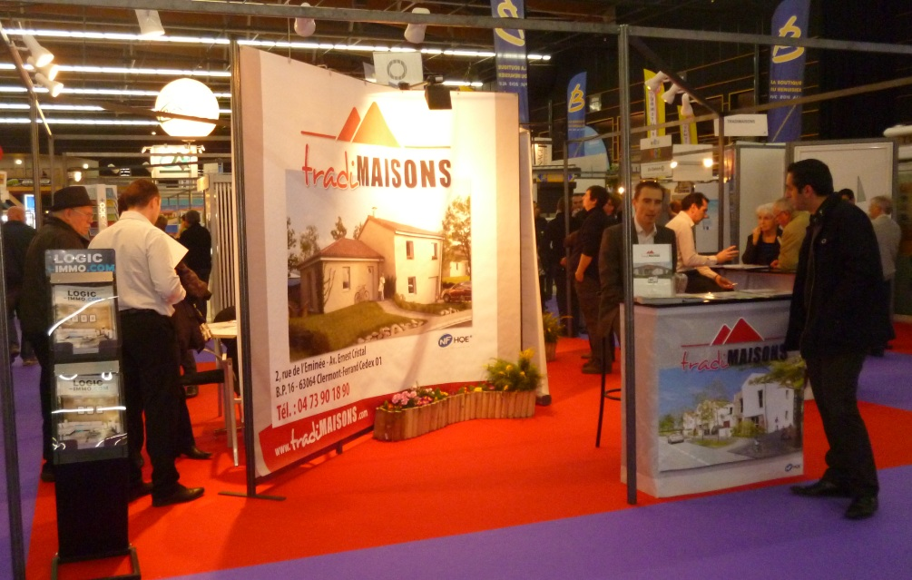 Tradimaisons le blog officiel mars 2013 - Salon de l habitat poitiers ...