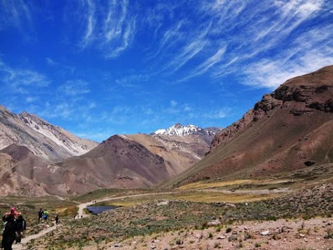 Parque Provincial Aconcágua    Mendoza - Argentina