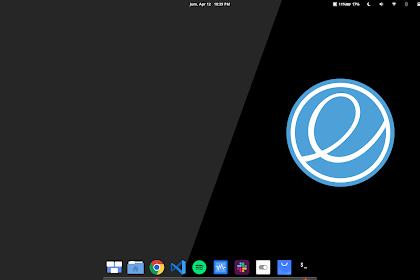 Kembali ke Elementary OS
