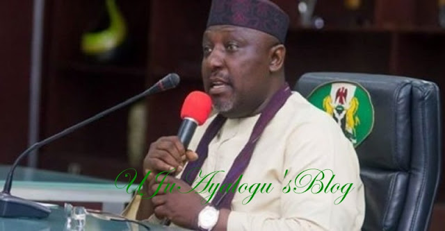 Okorocha reveals what would have happened if Oshiomhole didn't emerge APC's National Chairman