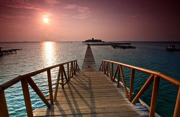.Pulau Tidung