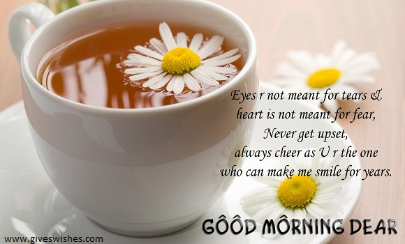 Best 40 Good Morning Wishes For Him - Good Morning Wishes For Boyfriend