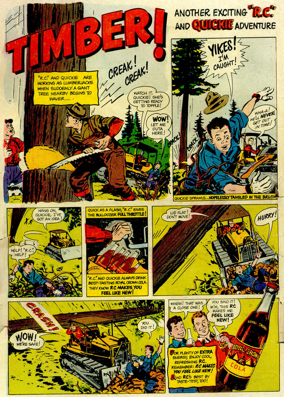 Strange Adventures (1950) issue 13 - Page 44