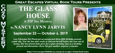 Upcoming Blog Tour 9/30/19