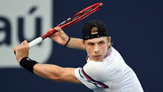 Shapovalov to meed Federer in Miami semis