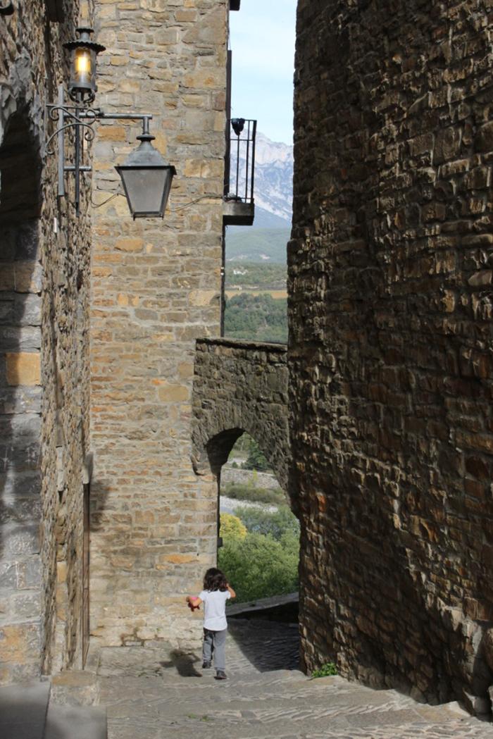 Ainsa pirineo Huesca