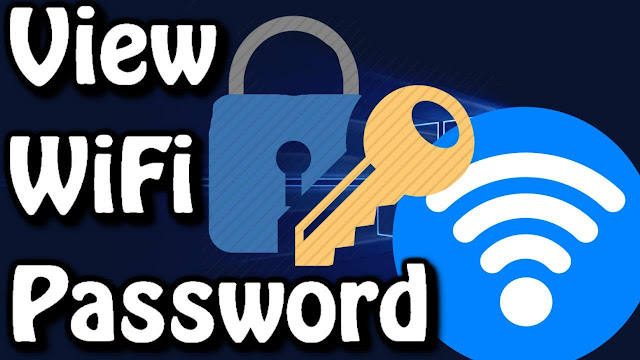 How to view saved Wi-Fi passwords in Windows 10, Android and iOS 1