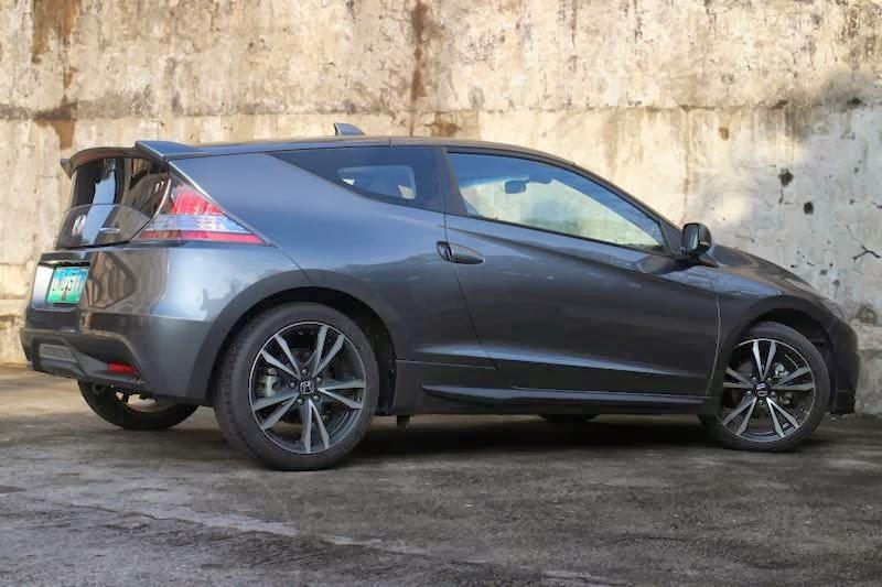 review 2013 honda cr z modulo cvt philippine car news car reviews automotive features and. Black Bedroom Furniture Sets. Home Design Ideas