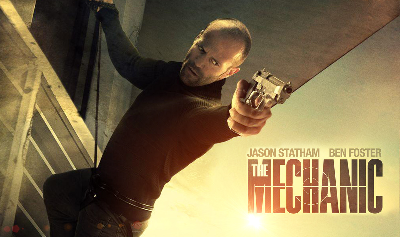 Image result for The Mechanic 2011