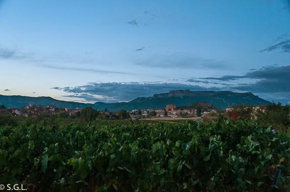 La Rioja alavesa. Labastida
